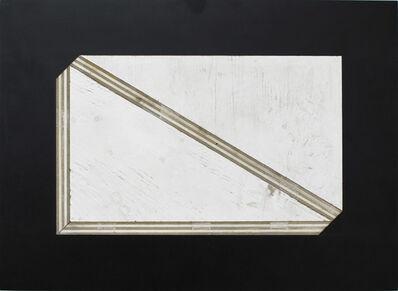 Michael Zelehoski, 'Stack (White) 3', 2015