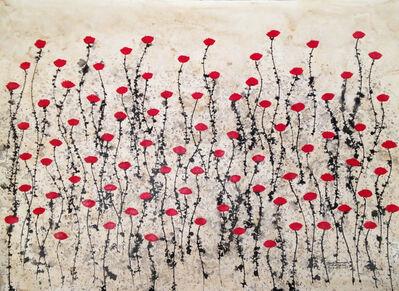 Jean-Francois Debongnie, 'Springtime in the Garden'