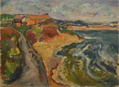 Vadim Semenovich Velichko, 'Sea coast', 1980