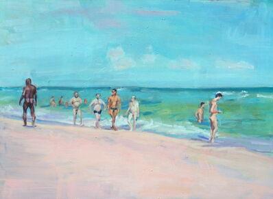 McWillie Chambers, 'Beach II', 2006