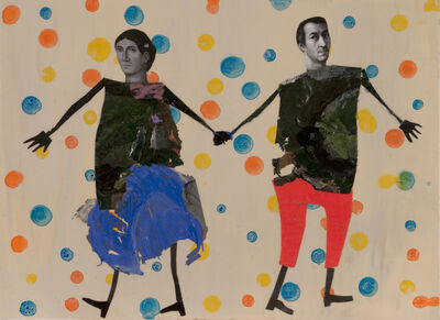 Holly Roberts, 'Couple Dancing ', 2011