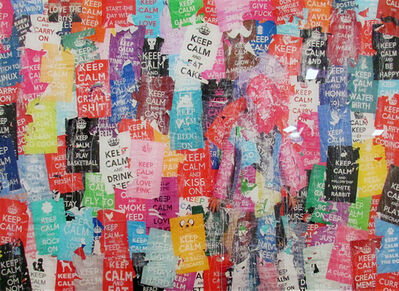 Margeaux Walter, 'Keep Calm', 2014
