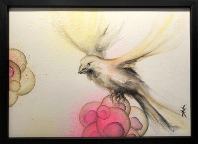 Rikke Darling, 'Framed Bird III', 2018