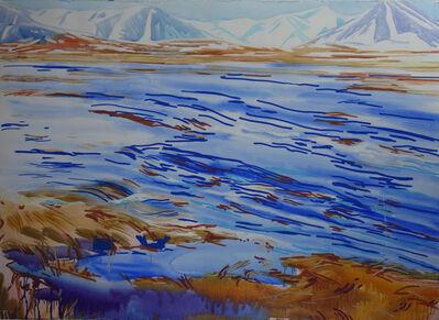 Nikki Lindt, 'Rapids, Alaskan Thaw', 2018