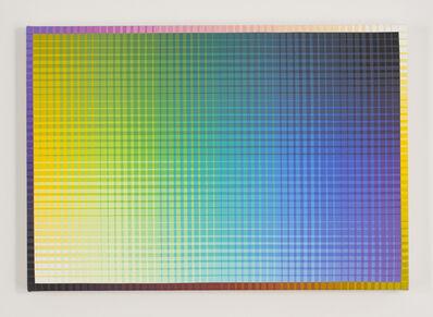 Sanford Wurmfeld, 'II-35 + B (BG C)', 1999