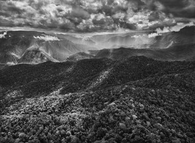 Sebastião Salgado, 'The Amazon Rainforest Borders the Imeri Mountain Range, Amazonas, Brazil', 2009