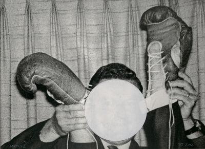 John Baldessari, 'Hands & Feet: Hands, Gloves & Person', 2017