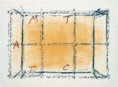 Antoni Tàpies, 'Llambrec 18', 1975
