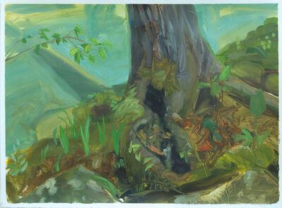 Kristin Musgnug, 'Lick Branch in Spring', 223