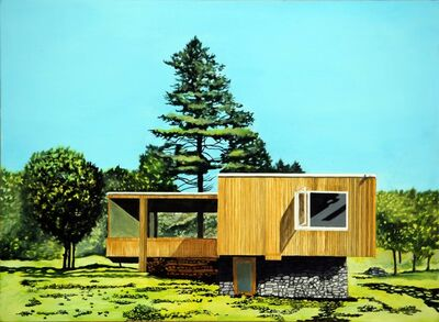Eamon O'Kane, 'Chamberlain House, Gropius + Breuer  ', 2013