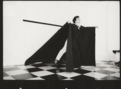 "Martha Araújo, 'Photographic documentation of the performance""Hábito Habitante""', 1985"