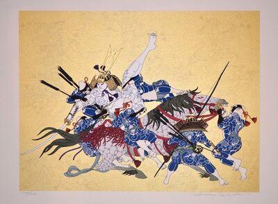 Hideo Takeda, 'Death of Kiso Yoshinaka', 1985-1999