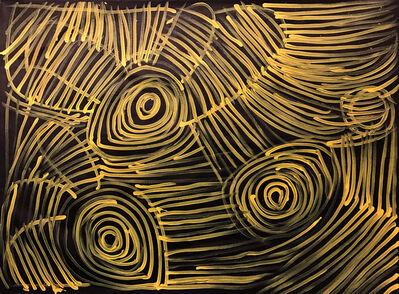 Minnie Pwerle, 'Awelye - Ceremonial Body Paint'
