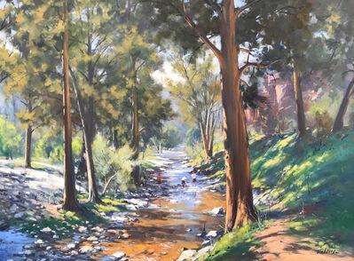 Ted Lewis, 'Exploring Ophir Creek'