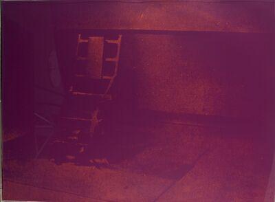 Andy Warhol, 'Electric Chair II.76', 1971