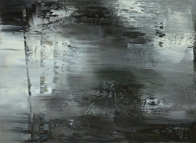 Elise Ansel, 'Watery reflections', 2017