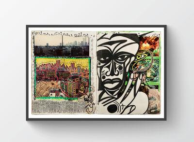 Dan Eldon, 'NYC African Self Portrait', 2017