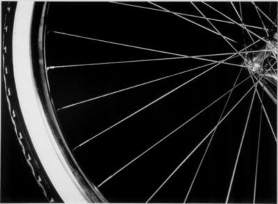 Edward W. Quigley, 'Untitled (Bicycle Spokes)', 1935