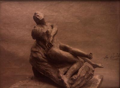 Jacques-Ernest Bulloz, 'Daphnis et Lycenion (Daphnis and Lycenion)', 1903-1917