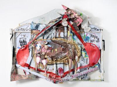 Olivier Martineau, 'Pyramid of Society', 2015-2016