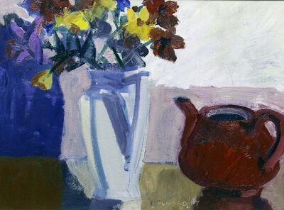 Brian Ballard, 'Red Teapot'