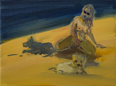 Deborah Brown, 'Yellow Sands #2', 2019
