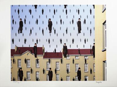 René Magritte, 'Golconde (Golconda)', 2004