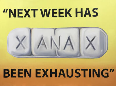 The Kaplan Twins, 'Next Week Has Been Exhausting', 2018