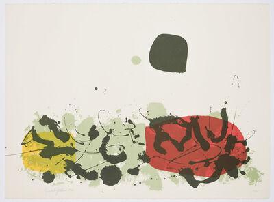 Adolph Gottlieb, 'Germination II', 1969