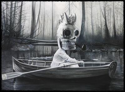 Andres Barrioquinto, 'Big Head 3', 2017