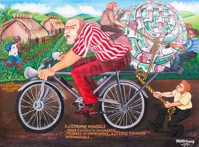 MAORY PRINCE, 'L'économie mondiale ', 2011