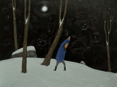 Seth Michael Forman, 'King's Winter Walk', 2015-17
