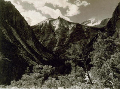 Ansel Adams, 'Lower Paradise Valley', ca. 1927