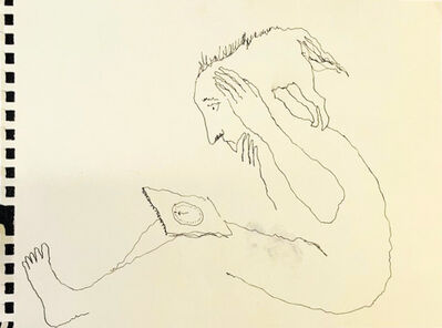 Mindy Alper, 'Untitled (drawing tablet)', n.d.