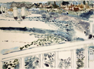 Natalia Laluq, 'View of Harbour from the Old Sailors Island Bridge, November 28,2017', 2017