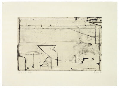 Richard Diebenkorn, 'Untitled #6', 1993