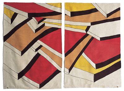 Belkıs Balpınar, 'Layers/Diptych - Katmanlar/Diptik', 1995