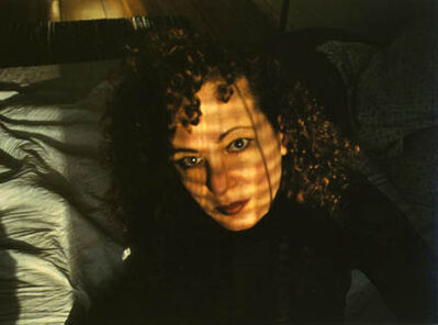 Nan Goldin, 'Self-portrait in my room, Berlin', 1994