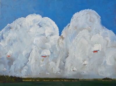 Gregory Hardy, 'Big White Cloud', 2018
