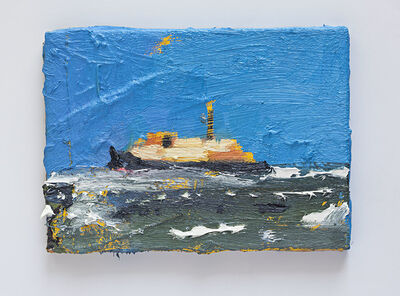 Ulysses Bôscolo, 'O mundo em que vivemos ', 2016