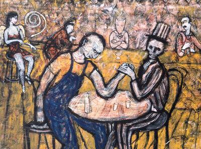 Franz Roth, 'Abend in einer Bar / Soirée dans un bar', 2006