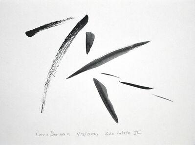 L.B. Berman, 'Zen Palate II', 2016