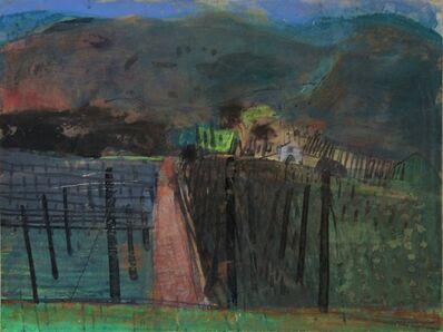 Barbara Rae, 'Vineyard  Hermanus', 1996