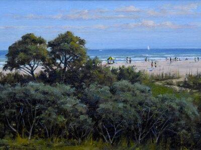 Frank Corso, 'Distant Beach, Palm Beach', 2018-2019