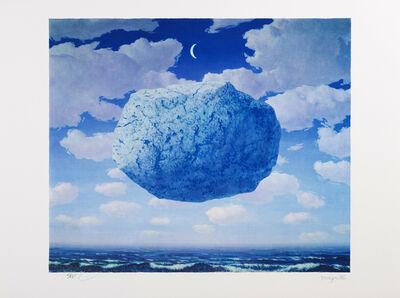 René Magritte, 'La Flèche de Zénon (Zeno's Arrow)', 2010