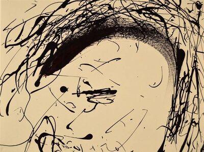 John Herzberg, 'Punk Cartoon Girl', 2015