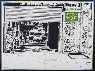 Thomas Witte, 'Garage', 2012