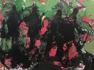 Rocky Hawkins, 'Pink Rose Jungle', 2019