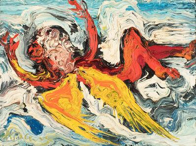 Peter Dean, 'Red Angel', 1969