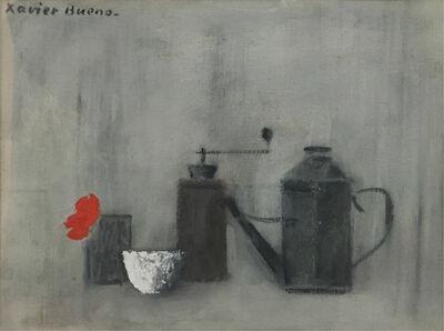 Xavier Bueno, 'Natura morta', 1966